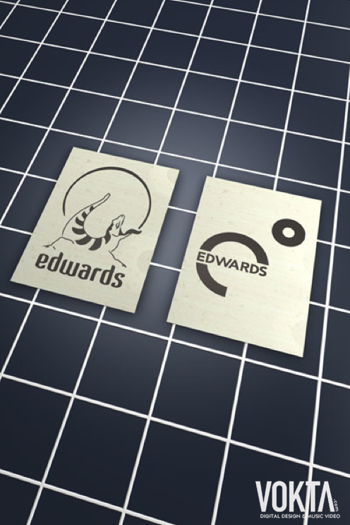 Edwards Logo Design
